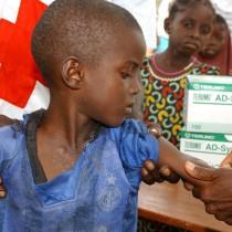 Guinea Measles Initiative Campaign