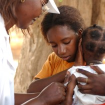 The Gambia Measles Initiative Campaign