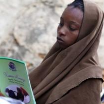 Ku Saurara project activities in Kano, Nigeria.